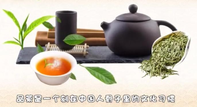 【文化扶贫在行动】刻在中国人骨子里的茶文化,在扶贫路上有大作为!..