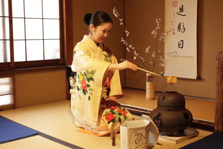 """""""和、静、清、寂"""",日本独特的禅茶合一的茶文化,一种极致之美.."""