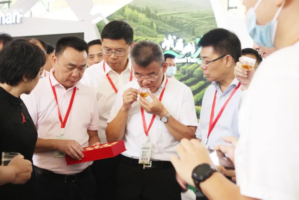绿水青山茶,接轨大上海!第二十七届上海国际茶文化旅游博览会以茶识城