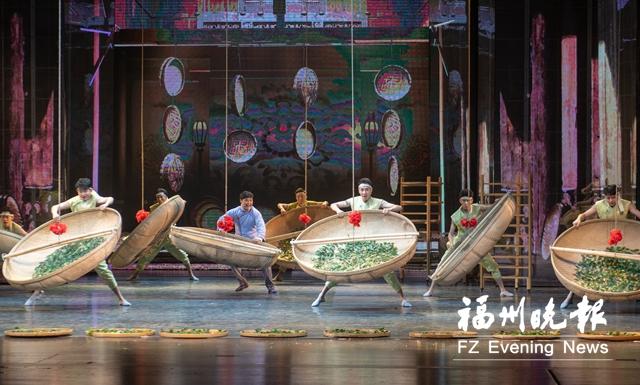 新版音乐剧《茶道》在榕亮相 强化福州元素