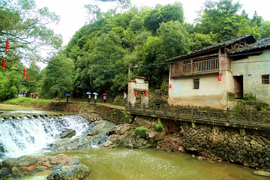 """福建松溪:""""烧茶桥""""与桥茶文化"""